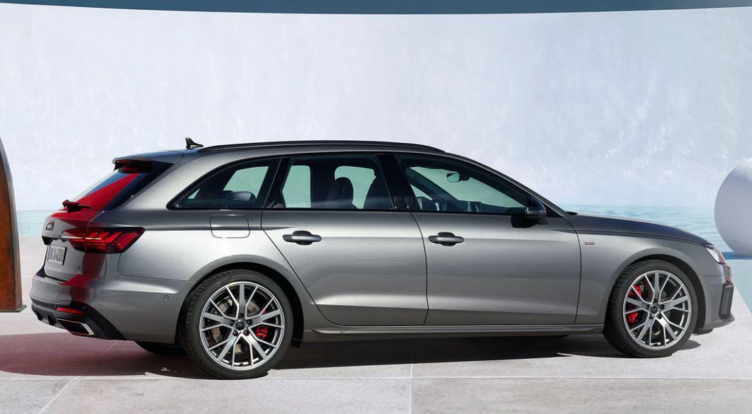 Audi A4 Avant: la migliore station wagon da noleggiare