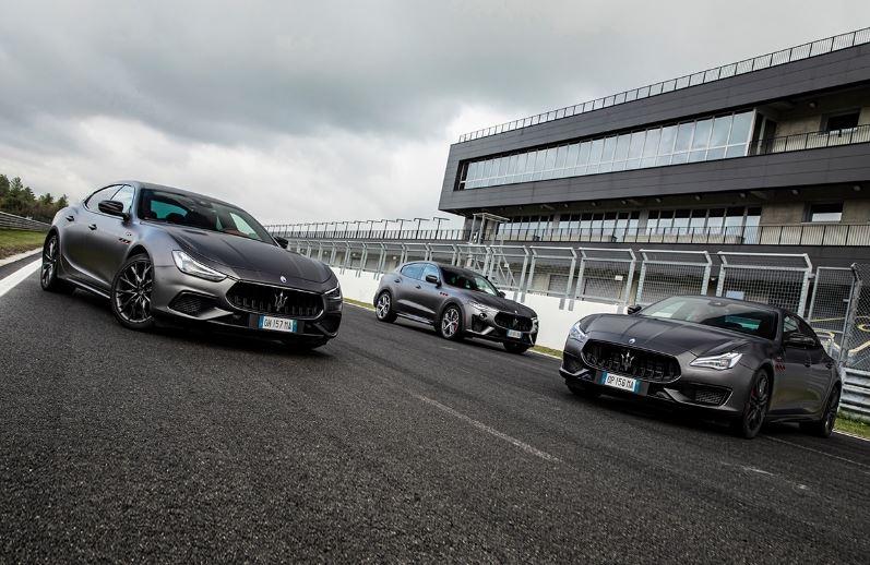 Guida il lusso e la sportività della Maserati Ghibli Hybrid con il noleggio a lungo termine