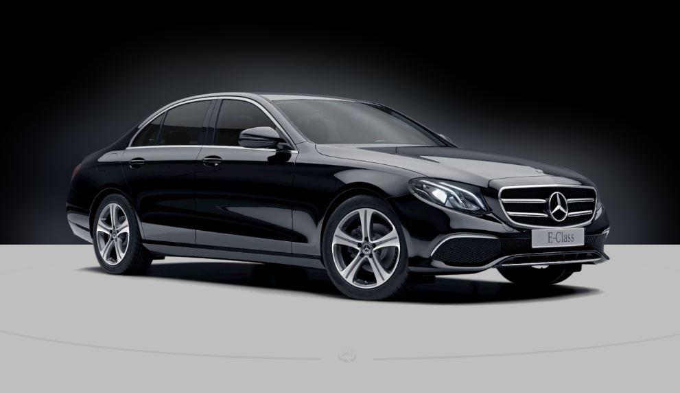 Mercedes E220 Auto Business Sport per servizi NCC