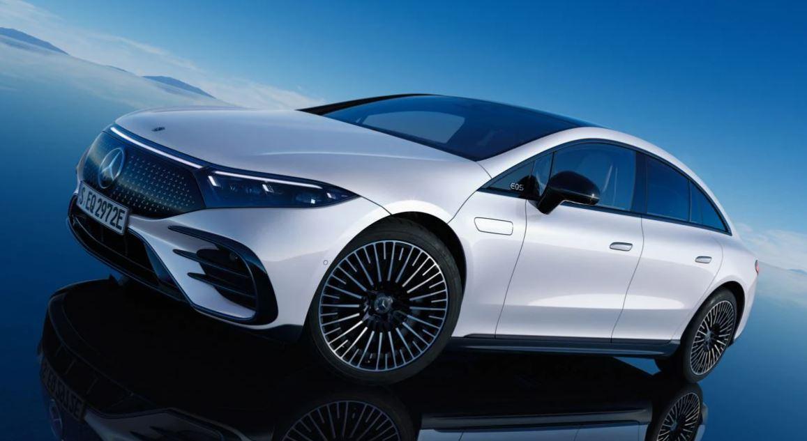 Mercedes-Benz EQS: impressionante!