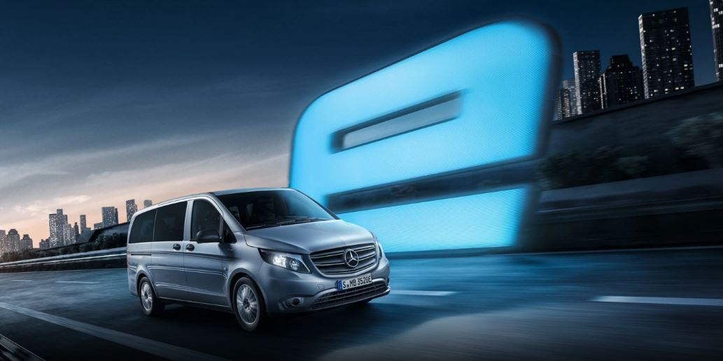 Mercedes Vito 2.0 119 CDI PL Tourer Select Extra-Long per servizi NCC