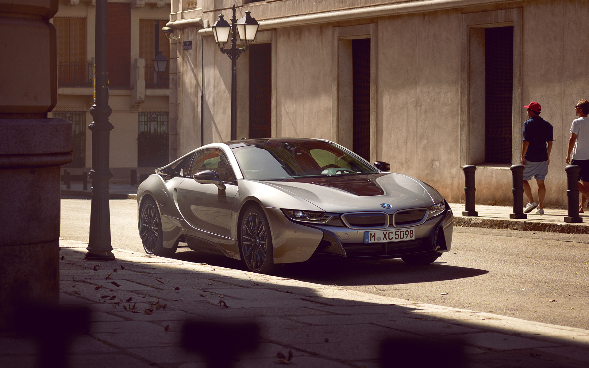 Noleggiare una BMW i8 Coupé