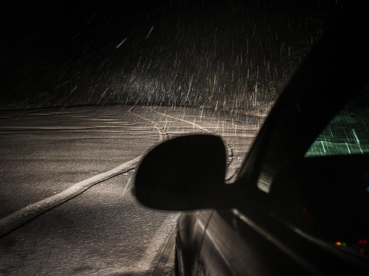 Consigli per la guida notturna