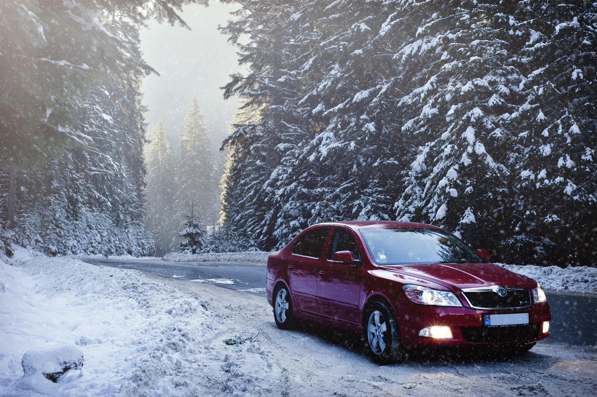 Guida in inverno, qualche consiglio utile