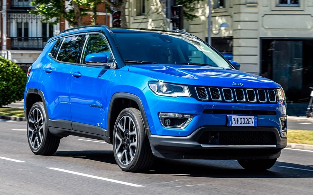 Jeep Compass: il SUV